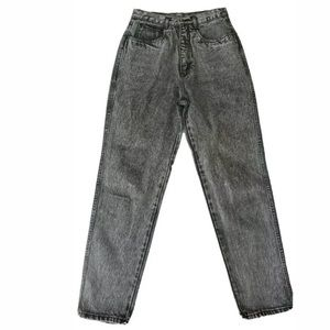 Rio Stephen Mardon Womens 9 Jeans High Waist Gray